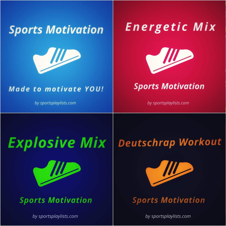 Sports Motivation Playlists